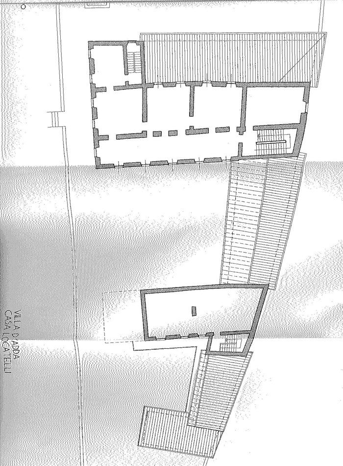 Villa evelina for Piano di deposito
